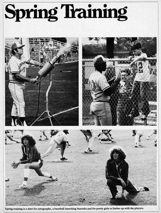 1978 blue jays spring training page 1 small