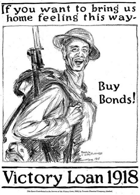 The Globe, November 15, 1918.