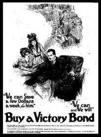 Toronto World, November 12, 1918.