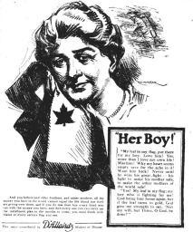 The Telegram, November 9, 1918.