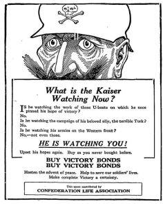 The Globe, November 2, 1918.