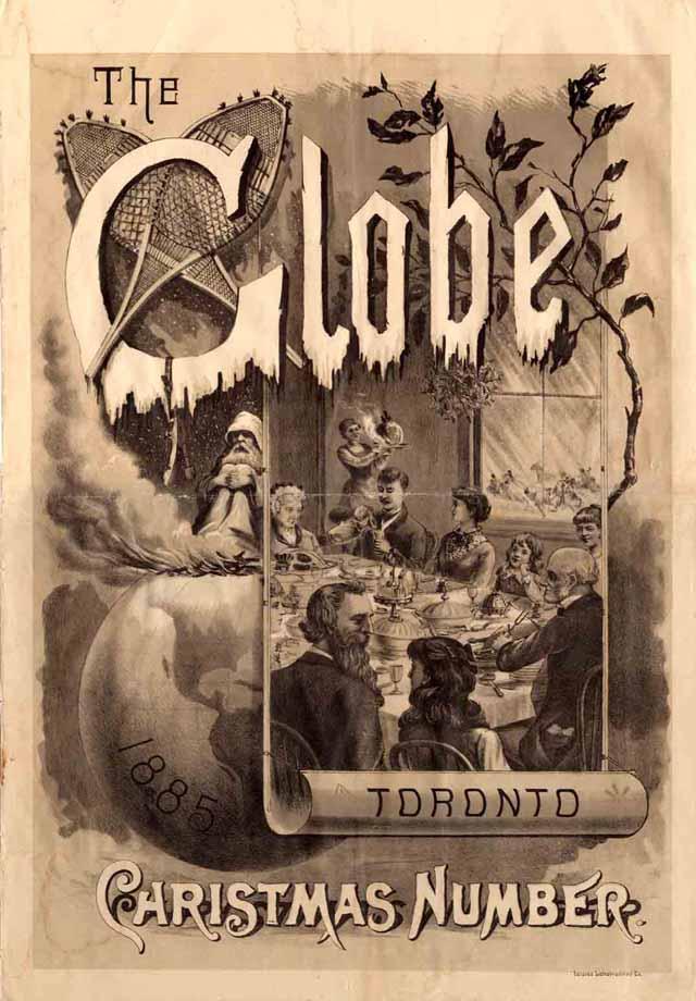 globe xmas1885