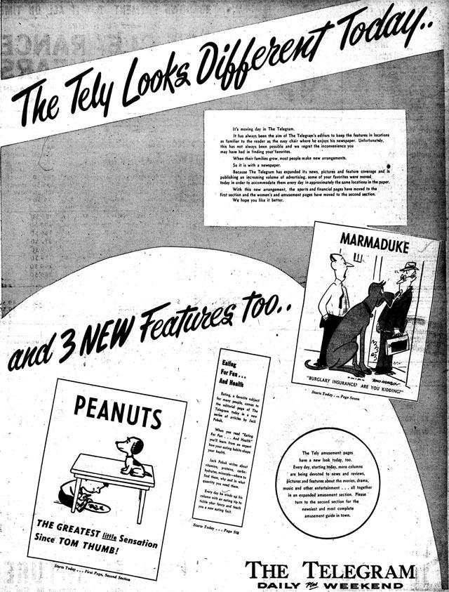 tely 54-11-15 peanuts marmaduke ad