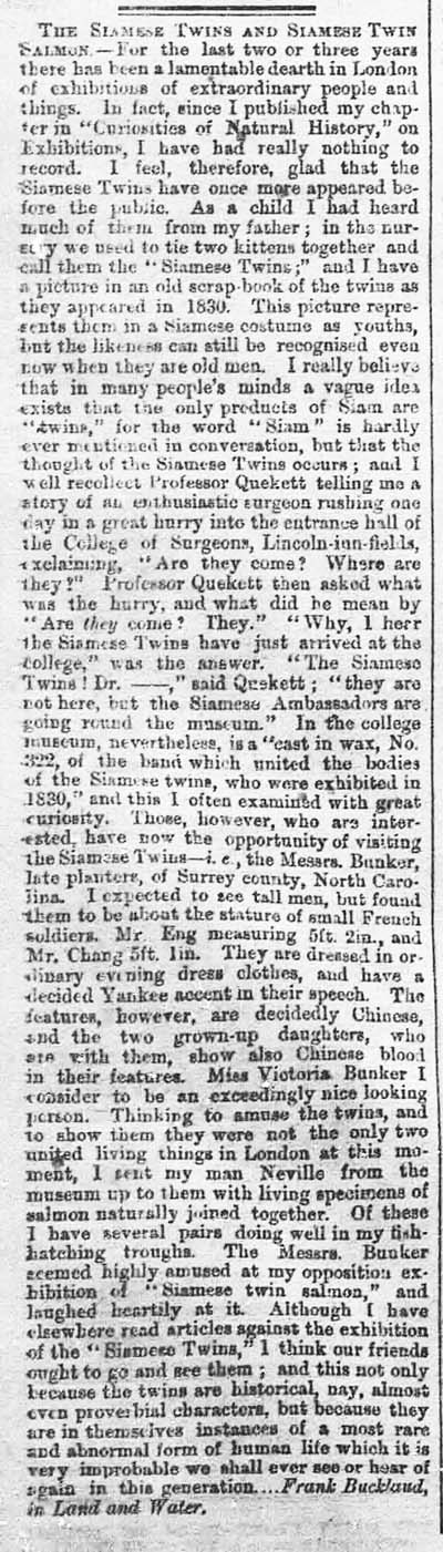 globe 1869-03-19 siamese twins and england