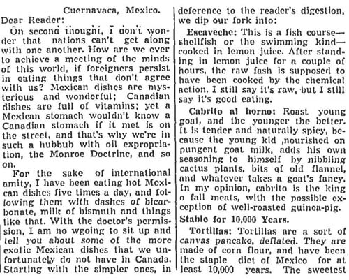 gm 1938-11-17 winston norman explains tacos 1