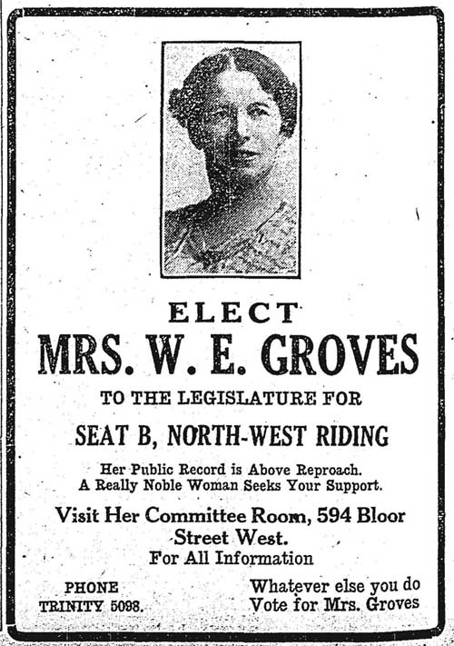 star 1923-06-23 liberal and mrs groves election ads