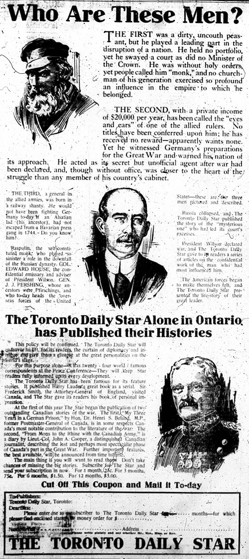 be 1919-03-28 toronto star ad