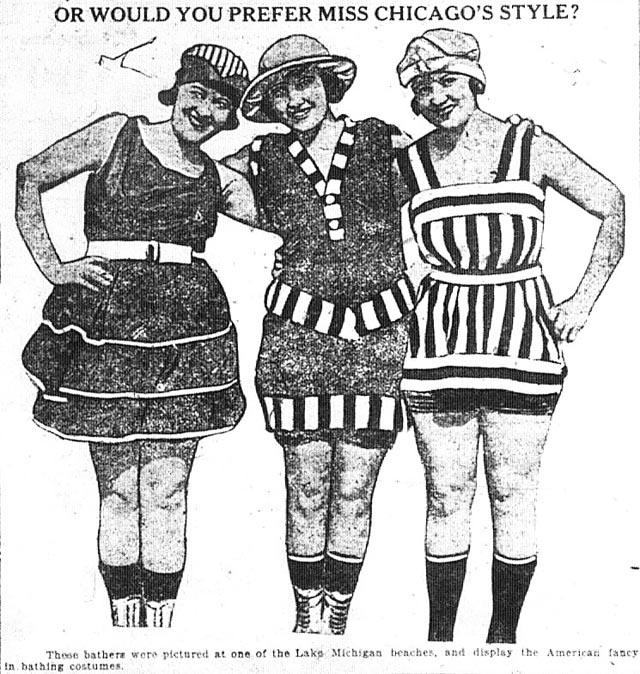 tely 1919-07-18 bathing fashions spread miss chicago