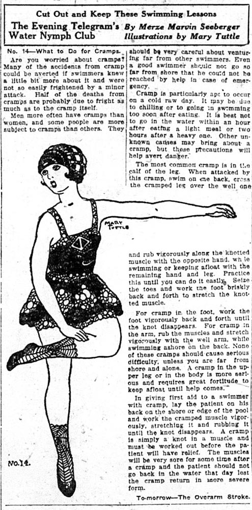 tely 1923-07-31 water nymph club