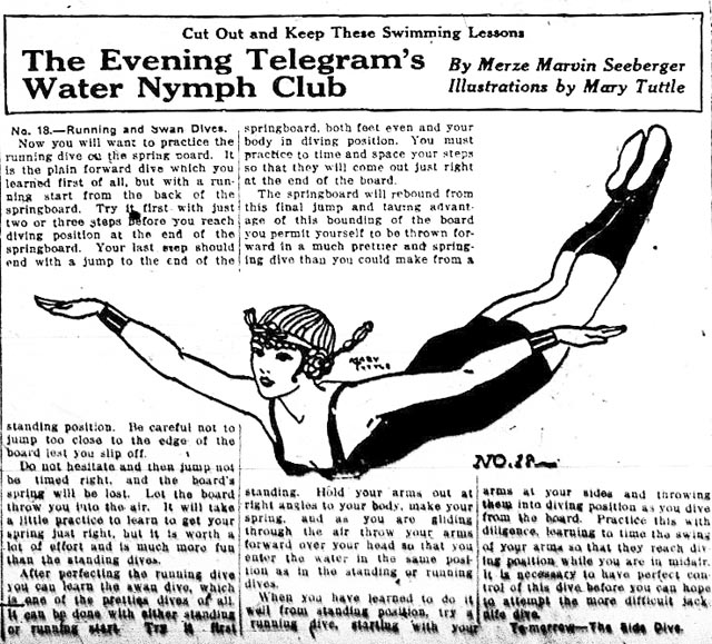 tely 1923-08-04 water nymph club