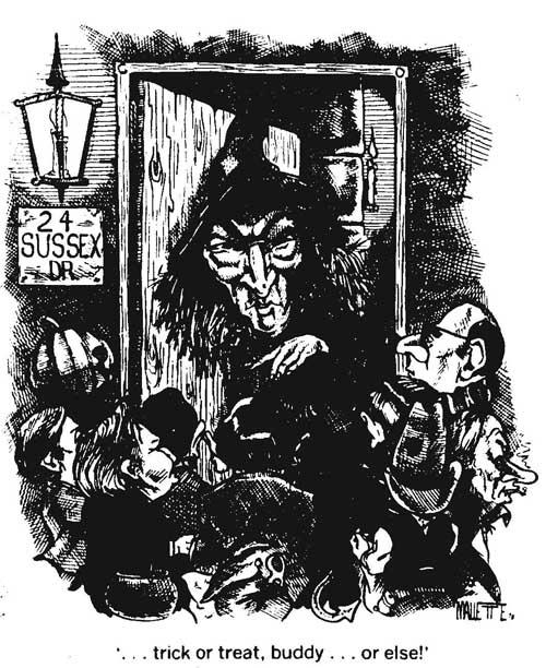 gm 1978-10-31 editorial cartoon