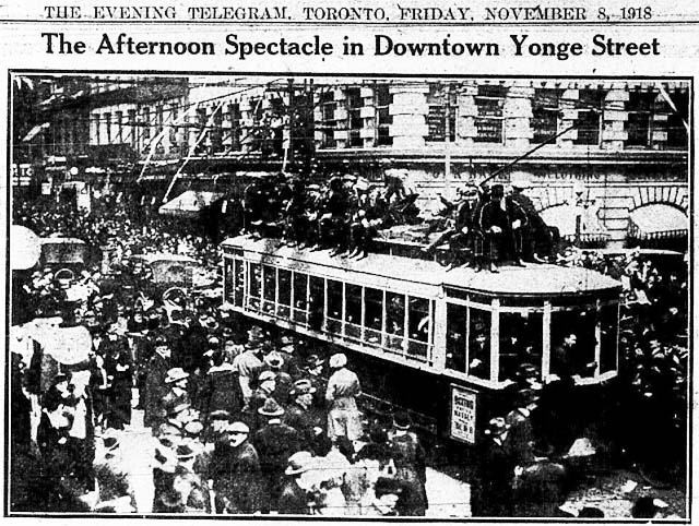 tely 1918-11-08 afternoon spectacle