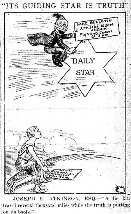 tely 1918-11-08 anti-star front page