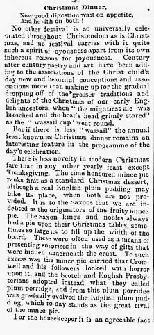mail 1888-12-22 women's kingdom christmas dinner 1