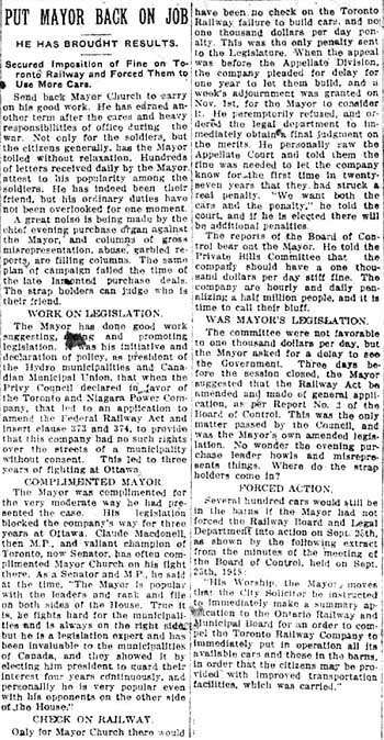 tely 1918-12-31 put mayor back on job