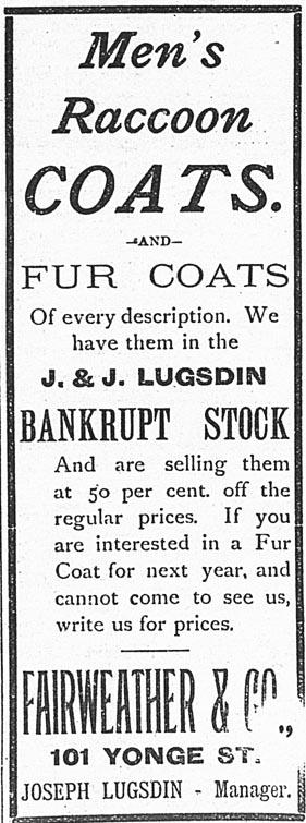 globe 1896-03-10 fairweather ad