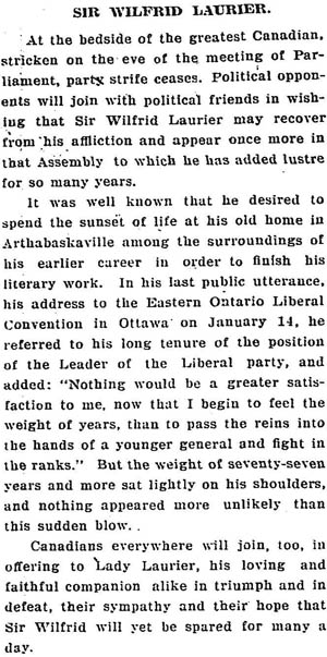 globe 1919-02-17 editorial