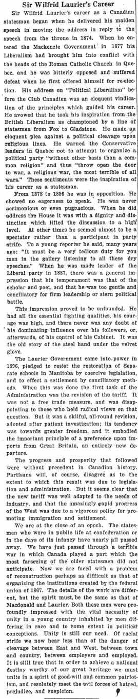 star 1919-02-18 editorial