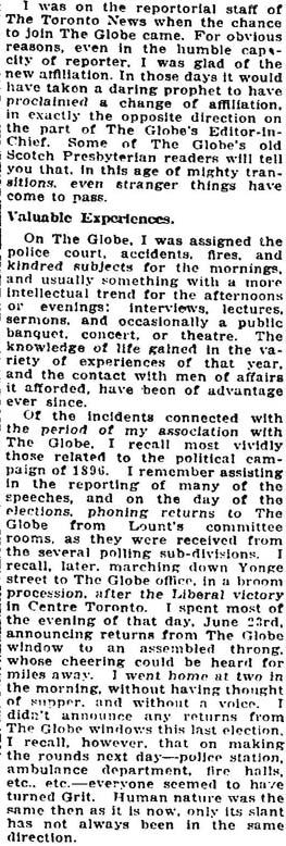globe 1919-03-05 75th anniversary page 5 mackenzie king