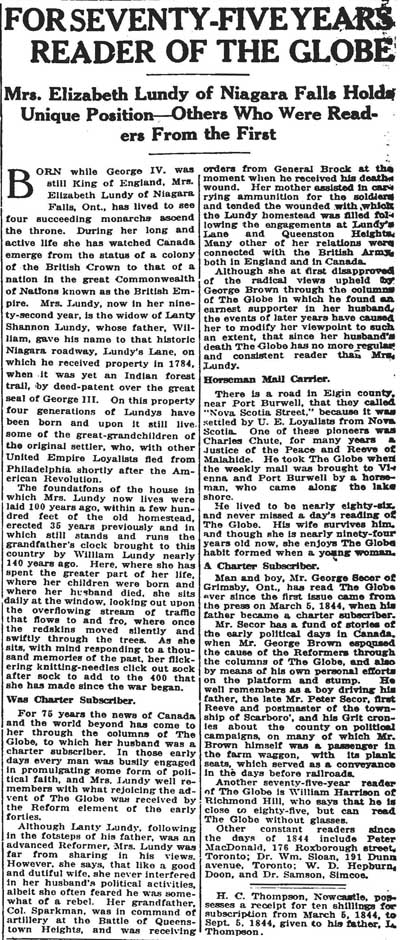 globe 1919-03-05 75th anniversary page 6 lundy