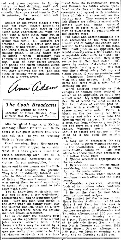 me 1933-03-01 unusual meat dishes 2 cook broadcasts