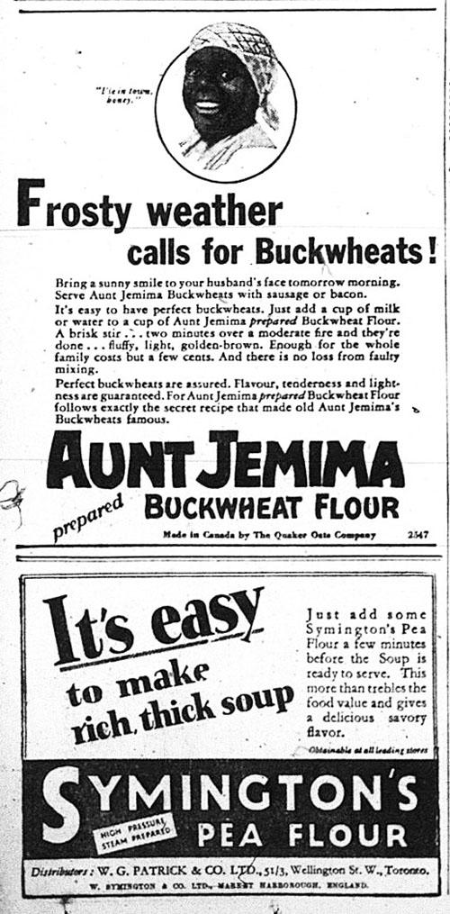 me 1933-03-03 page 10 aunt jemima ad