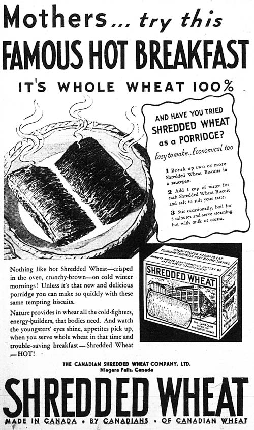 me 1933-03-18 shredded wheat ad