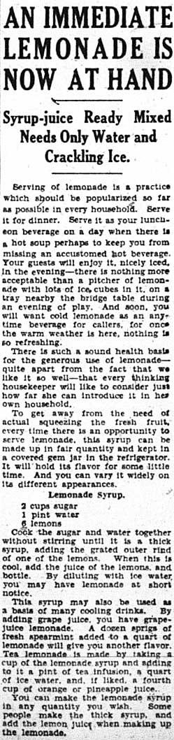 me 1933-03-20 lemonade