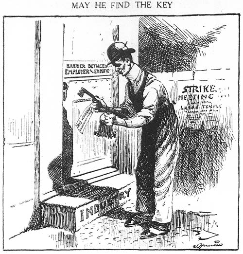 world 1919-05-22 editorial and cartoon