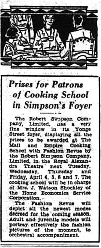 me 1933-03-29 prizes for cooking show patrons