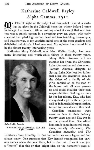 anchora of delta gamma 1932-01 katherine bayley 1