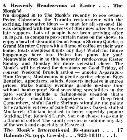 gm 1979-04-07 mary walpole on the monks