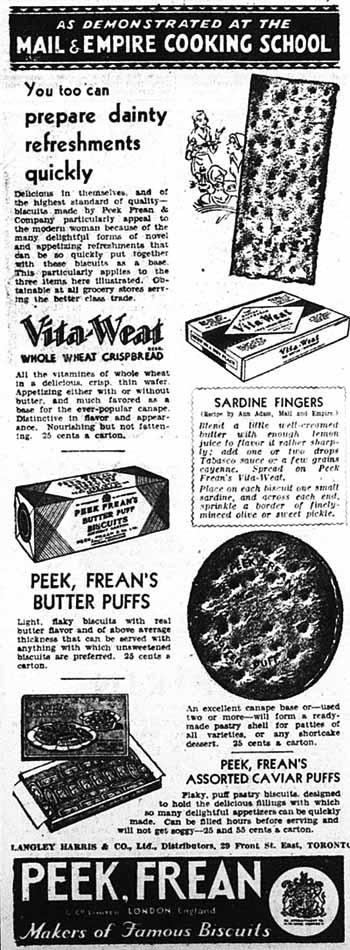 me 1933-04-08 peek frean ad