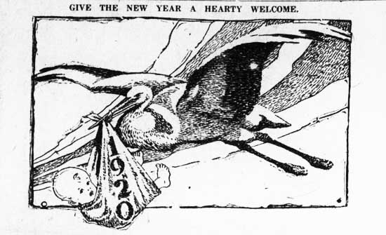 kdt 1919-12-31 front page cartoon