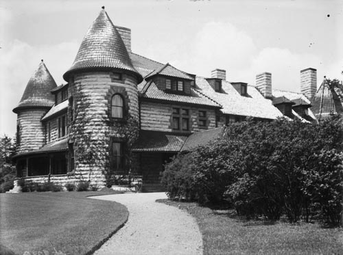 Benvenuto, Avenue Road. - [1909?]