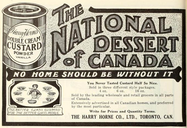 cg 1920-05-07 horne custard powder ad