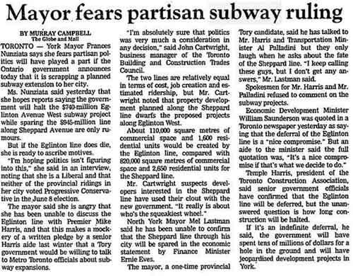 gm 95-07-21 nunziata fears subway closure