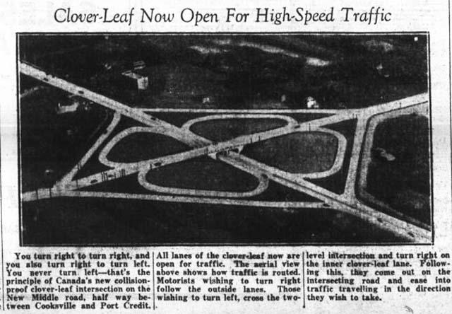 port credit news 1937-11-30 hurontario cloverleaf 640px