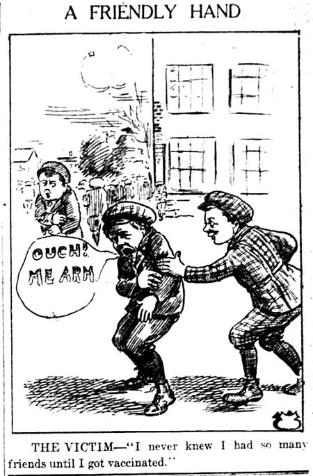 tely 1919-11-14 vaccination cartoon_Page_1_Image_0001