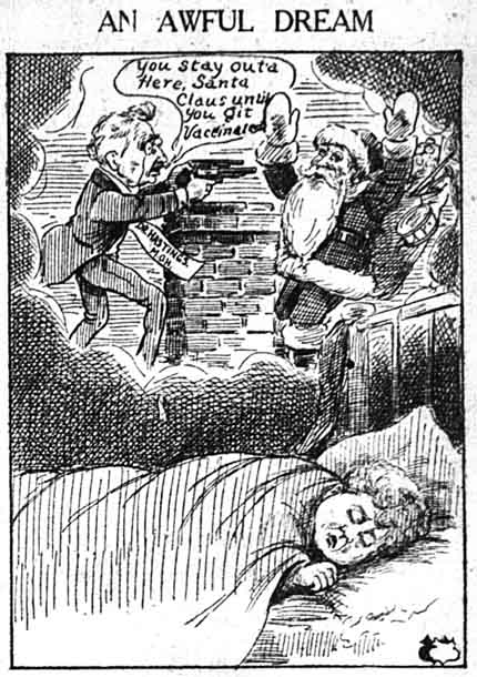 tely 1919-12-16 hastings and santa cartoon