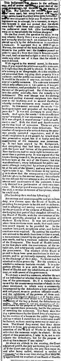 british whig 1847-10-06 verdict 2