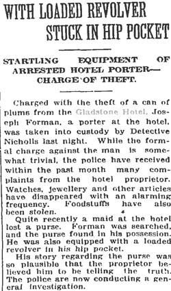 globe 1914-07-21 plum theft