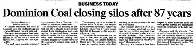 ts 99-05-20 dominion coal closes