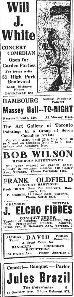 globe 1920-05-15 group of seven ad