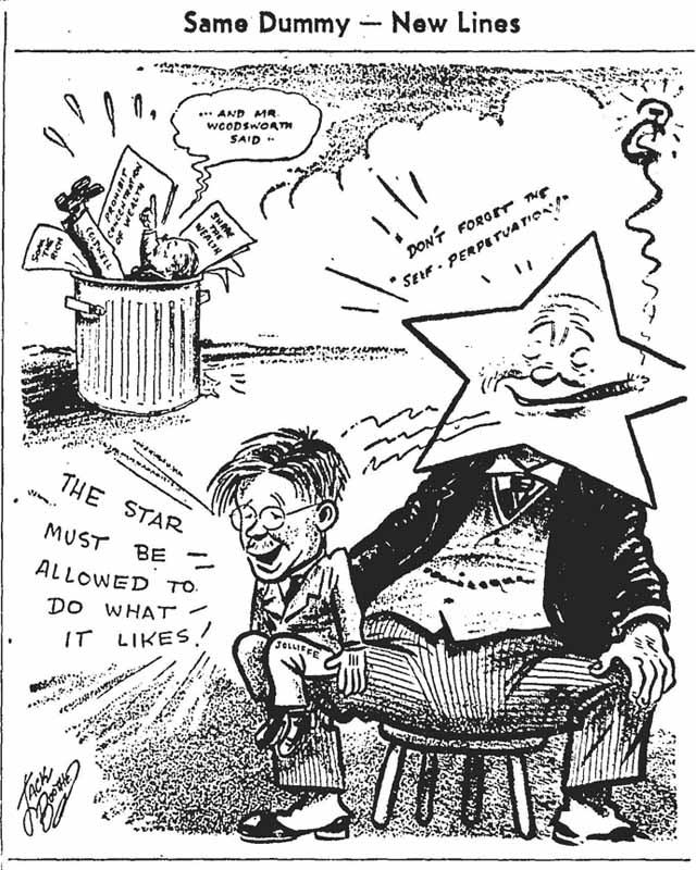 gm 1949-04-01 editorial cartoon