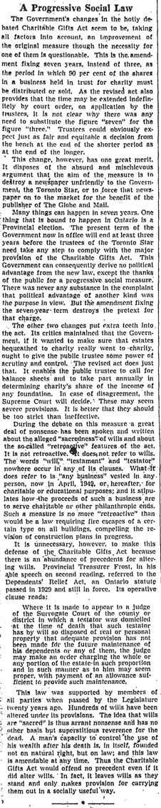 gm 1949-04-08 editorial
