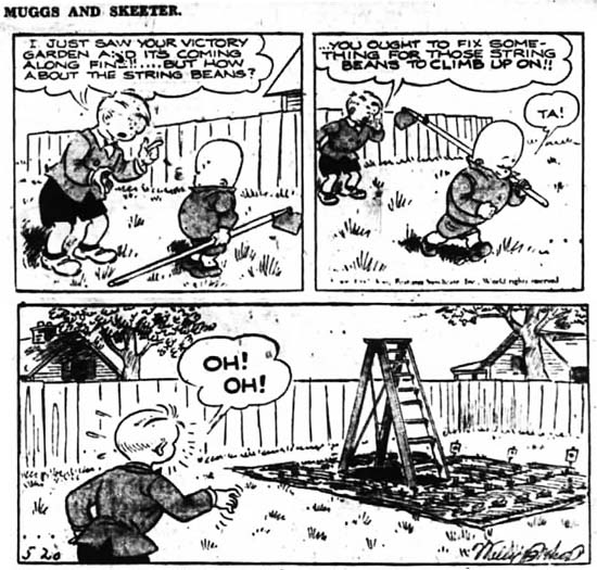oj 1942-05-20 muggs and skeeter victory garden cartoon