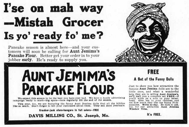 canadian grocer 1913-10-10 aunt jemima ad 640