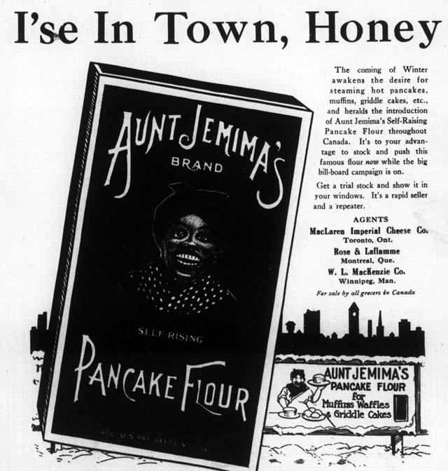 canadian grocer 1914-11-20 aunt jemima front page 640