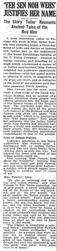 globe 1921-12-28 indian storyteller